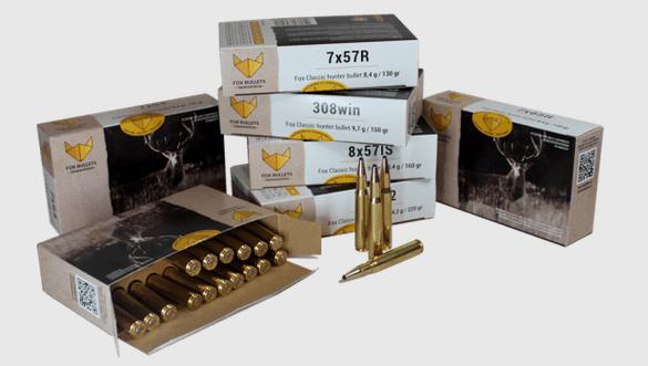 Fox Bullets ammunition