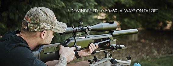 Sidewinder 30 ED