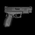 """Pištola XDM-9 4,5"""" 9x21"""