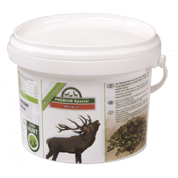 Briketi za privabljanje jelenov PREMIUM Spezial