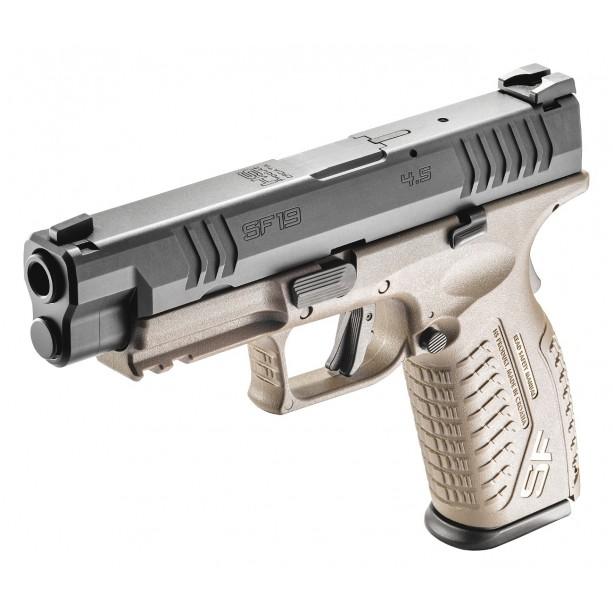 Pištola HS19 4.5 FDE 9x19
