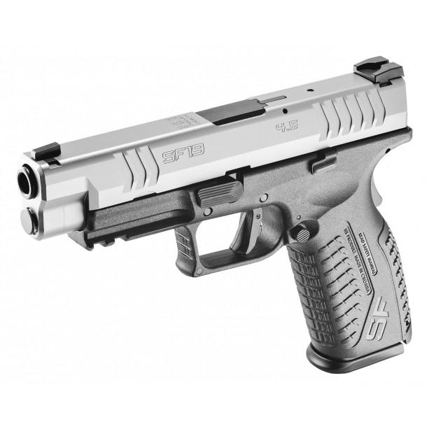 Pištola HS19 4.5 SS 9x19