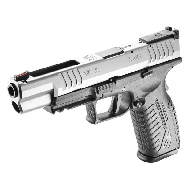 Pištola HS19 5.25 SS 9x19