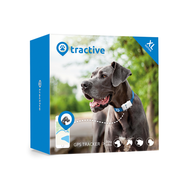 tractive GPS XL