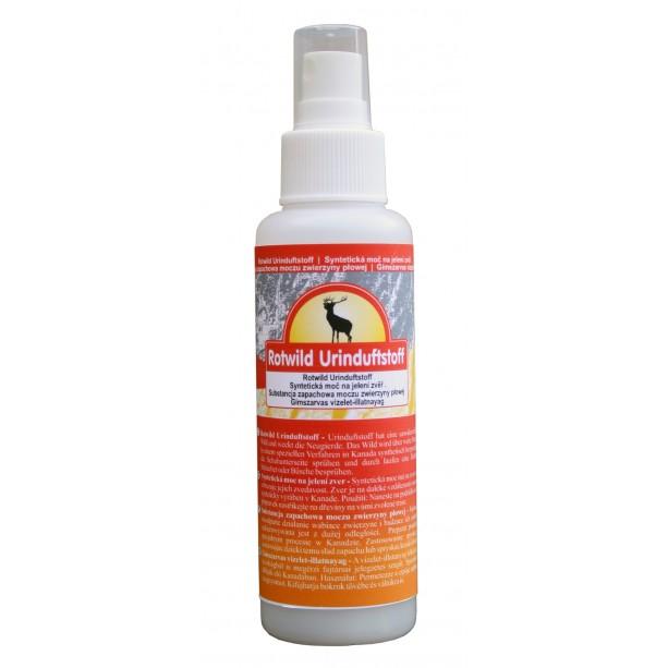 Vonj urina jelena - privabljalo za jelena