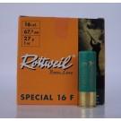 Naboj Rottweil special 16F 16/67.5 3.0mm