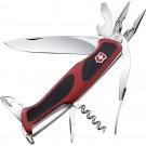 Nož Victorinox RangerGrip 74, 0.9723.C Red/Black