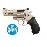 "Revolver Weihrauch HW .357 Hunter STAINLESS, 3"", cal. .357 Mag"
