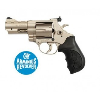 "Revolver Weihrauch HW .357 Hunter STAINLESS, 3"", cal. .357 Mag"