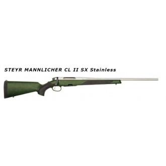 STEYR MANNLICHER CL II SX Stainless