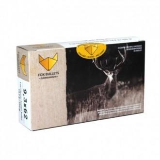 Fox ammunition 9,3x62 14,2g