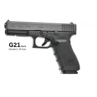 Pištola GLOCK 21 Gen4