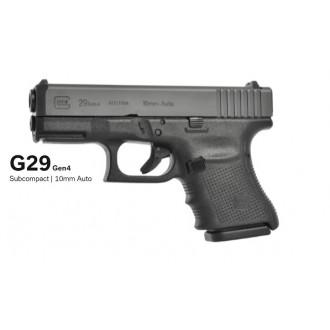 Pištola G29 Gen4 Subcompact | 10mm Auto