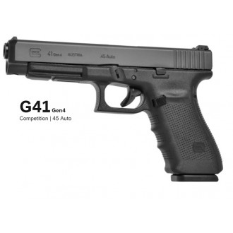 Pištola GLOCK 41 Gen4