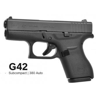 Pištola GLOCK 42