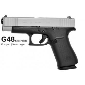 Pištola GLOCK 48 FS Silver