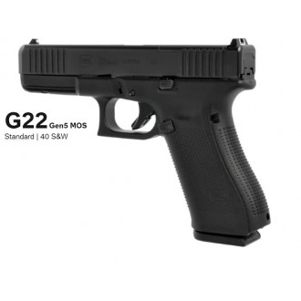 Pištola GLOCK 22 Gen5 MOS