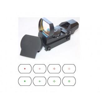 Multi Sight optična pika - zelena/rdeča