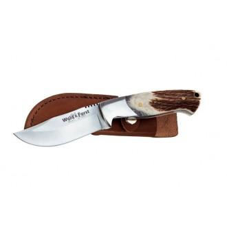 Nož  Skinner, jelenji rog, Wald&Forst