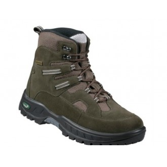 Zeleni treking čevlji z membrano, PARFORCE