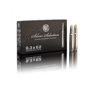 Naboj Rws 9,3x62 EVO Silver Selection 18,8 g