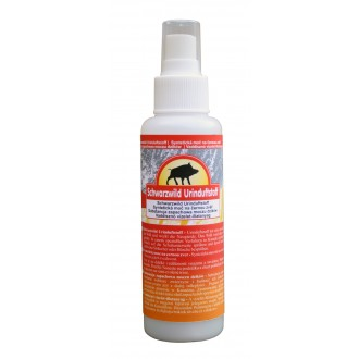 Vonj urina divjega prašiča - privabljalo za divje prašiče