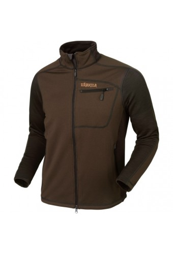 Härkila Vestmar Hybrid fleece jacket
