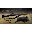 SAUER 101 Classic XTA, AIMPOINT, MT, kal. 30-06 / 308Win