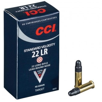CCI .22lr Standard