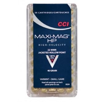 CCI .22WMR Maxi Mag HP