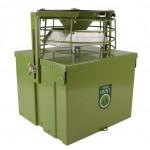 Krmilni avtomat Feeder Pro 12V, zeleno kovinsko ohišje, 510020