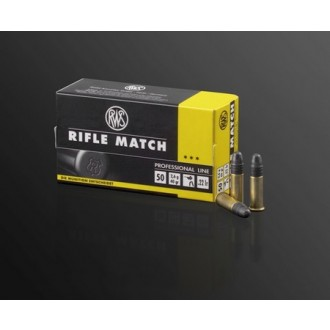 Naboj RWS .22lr Rifle Match