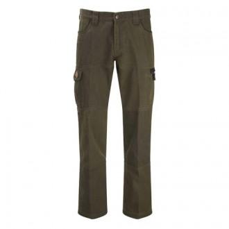 Shooterking hlače - RIB STOP CORDURA Brown