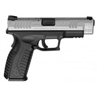 "Pištola XDM-9 4,5"" Inox 9x19"