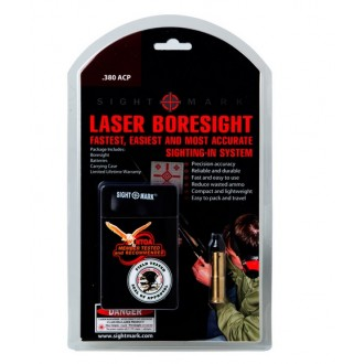 Laser cal. .357Mag bore sighter