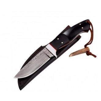 Lovski nož Damask Parforce, Rhombos