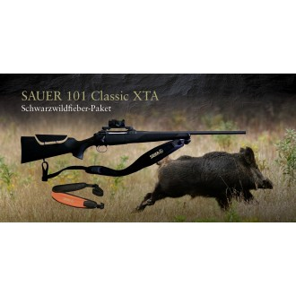SAUER 101 Classic XTA, AIMPOINT, MT, kal. 308Win
