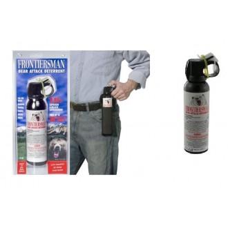 Plinski razpršilec - zaščita pred MEDVEDI z etuijem